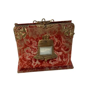 Antique Photo Album With Hidden Compartment by FunkyRelic