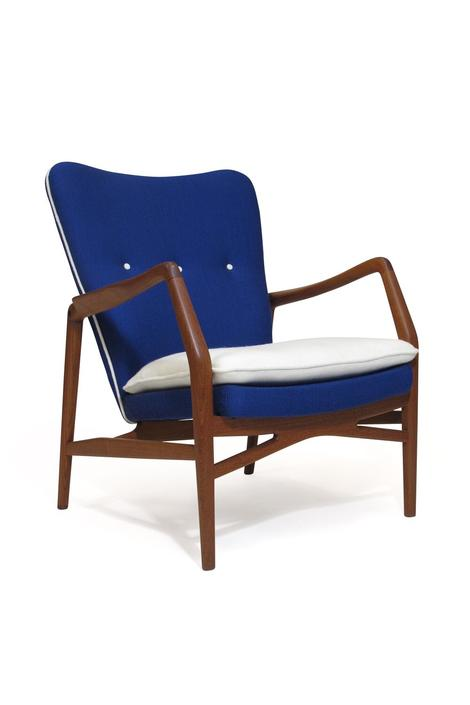 Kurt Olsen Danish Teak Lounge Chair