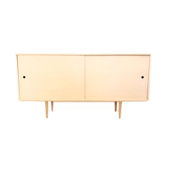 Modern Handmade Credenza In Maple by minthome