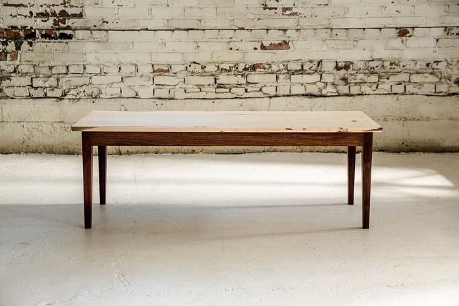 Modern Farmhouse Coffee Table - Solid Wood by StocktonHeritage