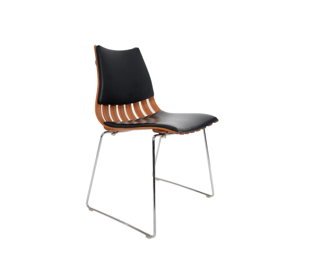 Hans brattrud scandia chair by hove mobler denmark teak for Furniture hove