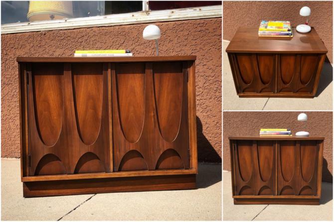 Broyhill Brasilia Double Door Cabinet