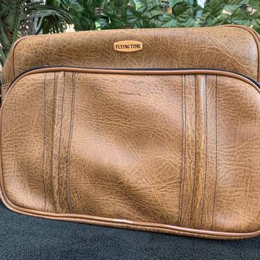 Brown Leather Satchel by krispyfringe
