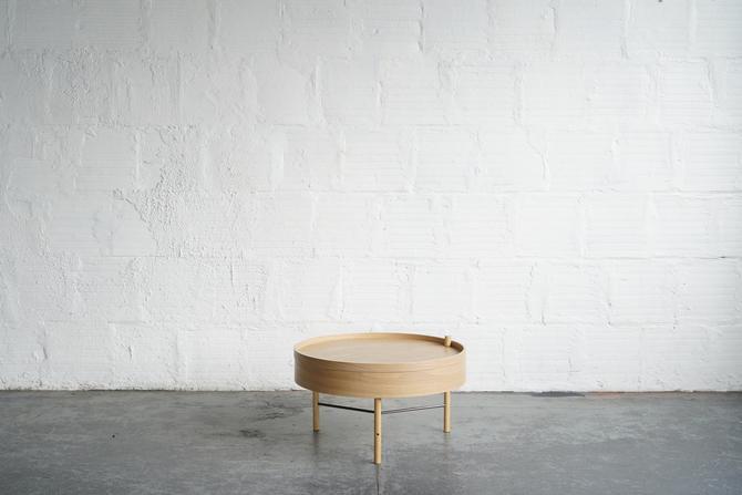 Round Menu Coffee Table