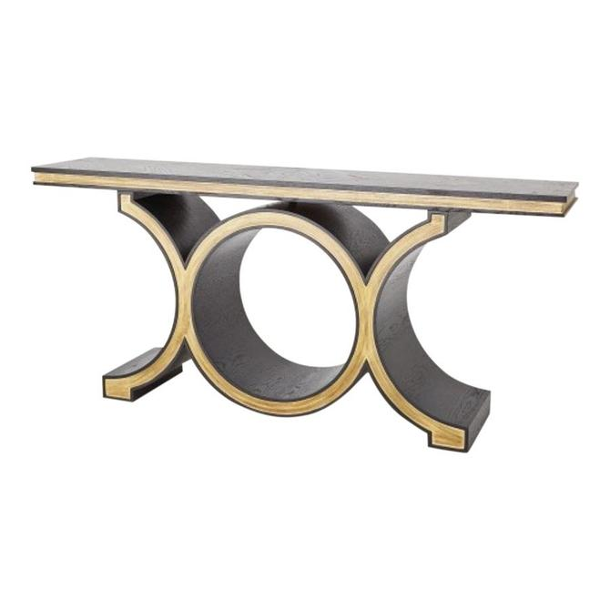 Transitional Global Views Link Console Table