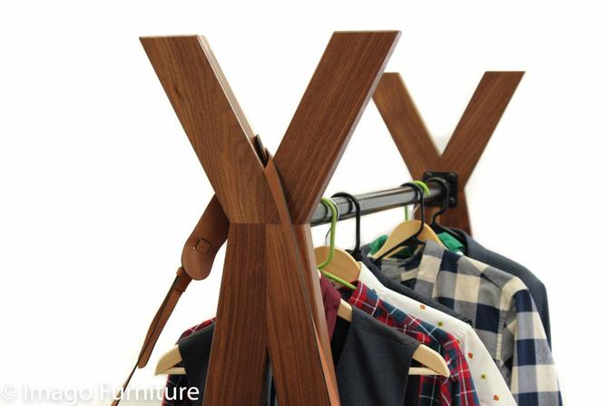 Clothing rack by ImagoFurniture