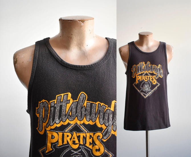 1980s Pittsburgh Pirates Tank Top by milkandice