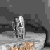 Sterling Silver Bodice Ring