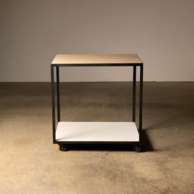 George Nelson Architectural Trolley by Herman Miller by midcenTree