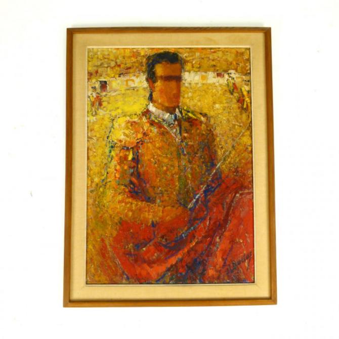 J.L. Duclos Oil On Canvas