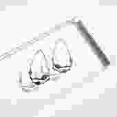 Wakame Earrings