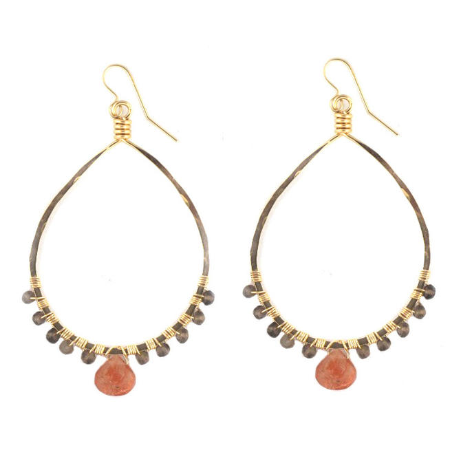 Sunstone Rosalita Hoops