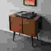 Eiden Record Storage Cabinet - Custom for Tomas by STORnewyork