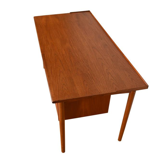 Swedish Modern Teak Writing Desk