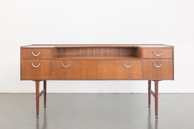 Mid Century Lowboy Dresser by HomesteadSeattle