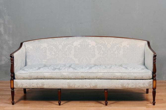 Southwood Satin Frost Sofa – ONLINE ONLY