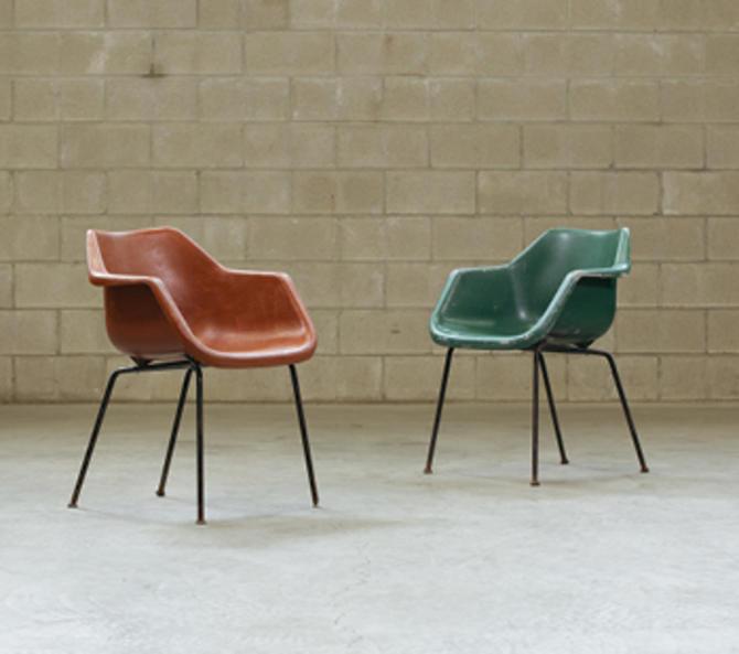 John Stuart Molded Chair