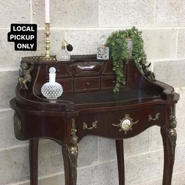 LOCAL PICKUP ONLY ———— Victorian Ladies Writing Desk by RetrospectVintage215