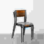 Mullca Black 510 School Chair