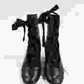 Valentino The Ballerina Boot, Size 38