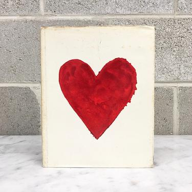 Vintage Jim Dine Book Retro 1970s John Gordon + New Realism + Art + Paintings + Watercolor + Sculpture + Hardcover + Coffee Table Book by RetrospectVintage215