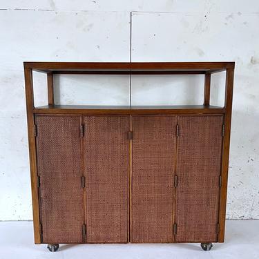 Vintage Modern Bar Cart or Cabinet by secondhandstory