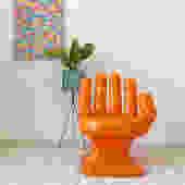 Orange �� Modernist Hand