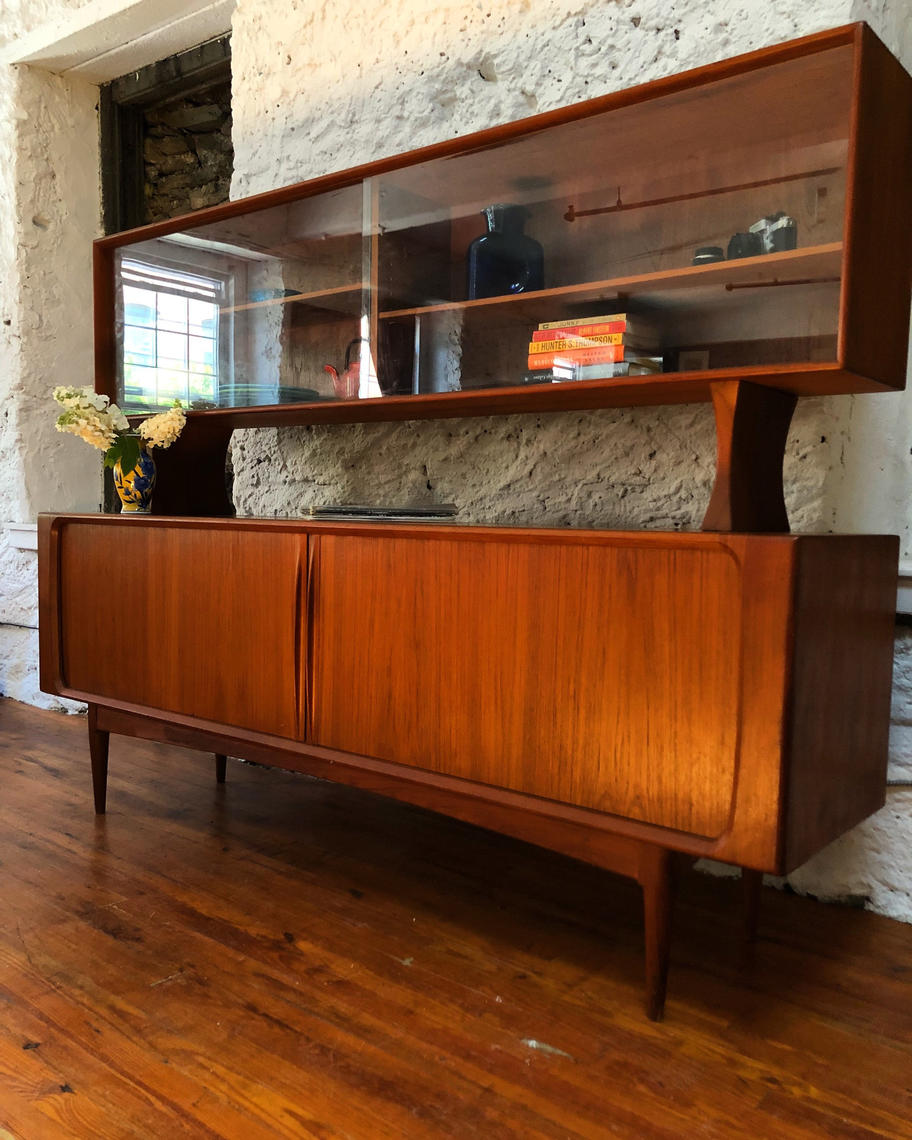 excellent mid century modern bedroom referencias san and | Mid century Danish modern sideboard mid century buffet mid ...