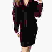 Velvet Vixen Skirt and Jacket Set