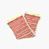 Vintage Throw, Vintage Blanket, Handmade, Hand Knit Blanket, Mod, Midcentury, Crochet, Orange & Beige, Vintage Throw Blanket by DakodaCo