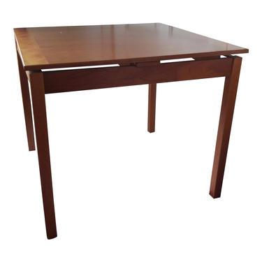 VINTAGE Danish Modern Table by Designer Ansager Mobler Fine Quality Teak made in DENMARK Mid Century Modern Decor by 3GirlsAntiques