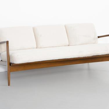 IB Kofod-Larsen for Selig Teak Wood Sofa by MatthewRachman