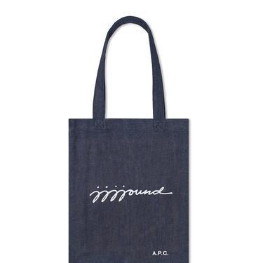 A.P.C JJJJound tote bag