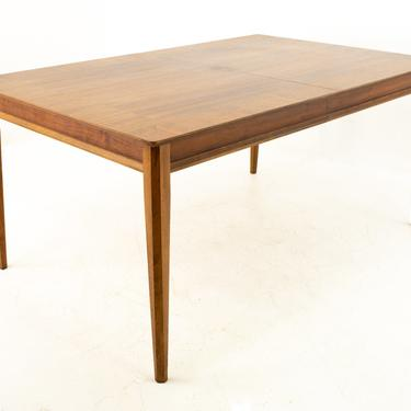 Lane First Edition Mid Century Rectangular Walnut 10 Person Dining Table - mcm by ModernHill