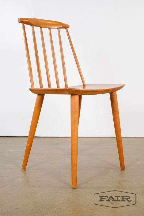 Teak J77 by Folke Palsson for FDB Mobler