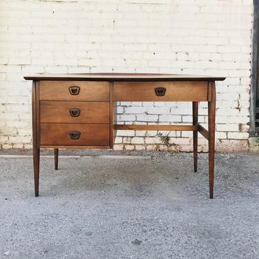 MID CENTURY MODERN 3 Drawer Desk (Los Angeles) by HouseCandyLA