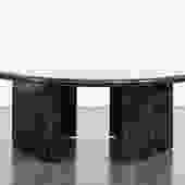 Marble Lacquer Coffee Table