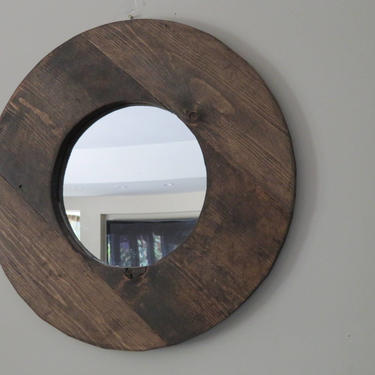 Rounded Mirror by FifteenDegree