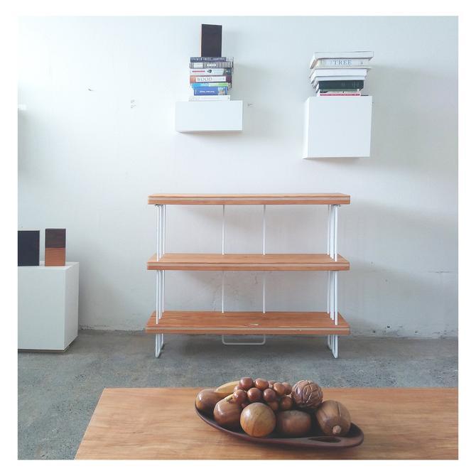 reclaimed wood bookcase for children, for kids, for kiddos - shelving - bookshelf by birdloft