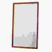 Mid Century Drexel Declaration Walnut Mirror