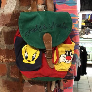 90s Tweety & Sylvester Backpack