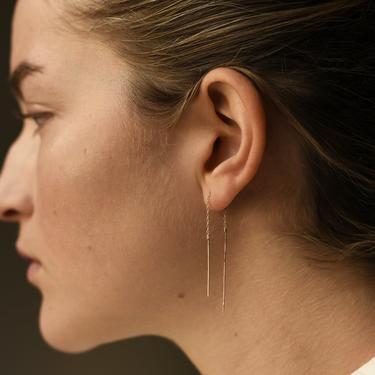 Chain Threader Earrings
