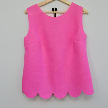 Neon Pink Top by shopjoolee