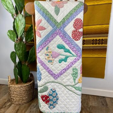 Gorgeous Vintage Patchwork Quilts Full/Queen by DesertCactusVintage