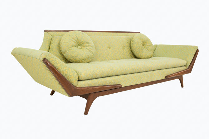 Adrian Pearsall Mid Century Gondola Sofa - mcm by ModernHill