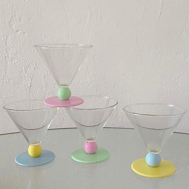 Postmodern Pastel Plastic Cups