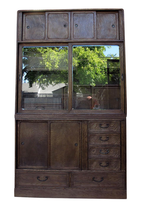 15C13 Cha Tansu 2 Section / SOLD