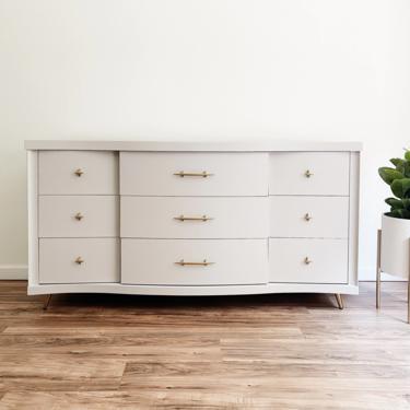 MCM Kent Coffey Dresser by madenewdesignct