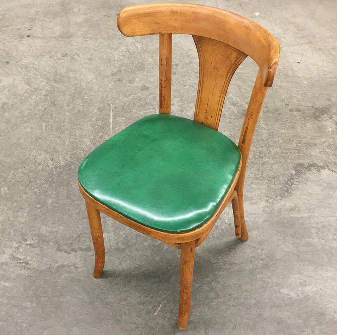 LOCAL PICKUP ONLY ———— Vintage Bentwood Chair by RetrospectVintage215