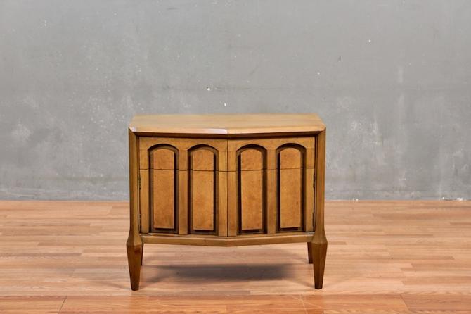 Romweber Mid Century 2-Door End Table